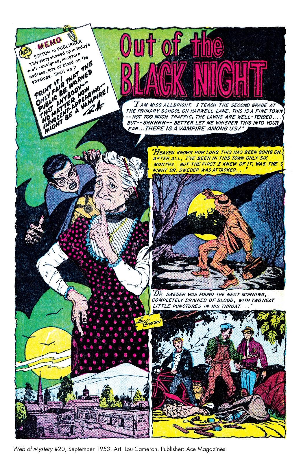 Haunted Horror Issue #19 #19 - English 7