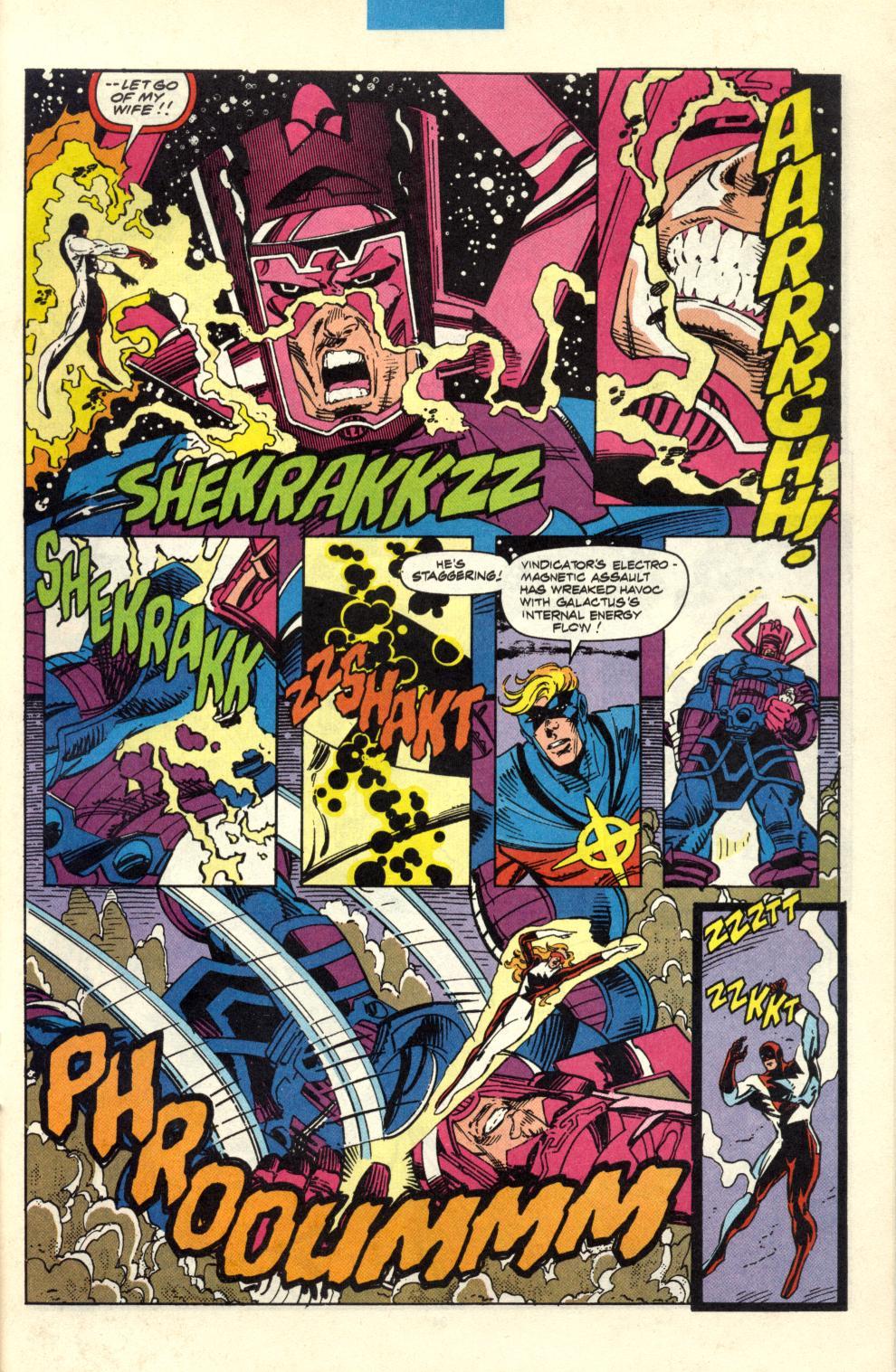 Alpha Flight (1983) 100 Page 27