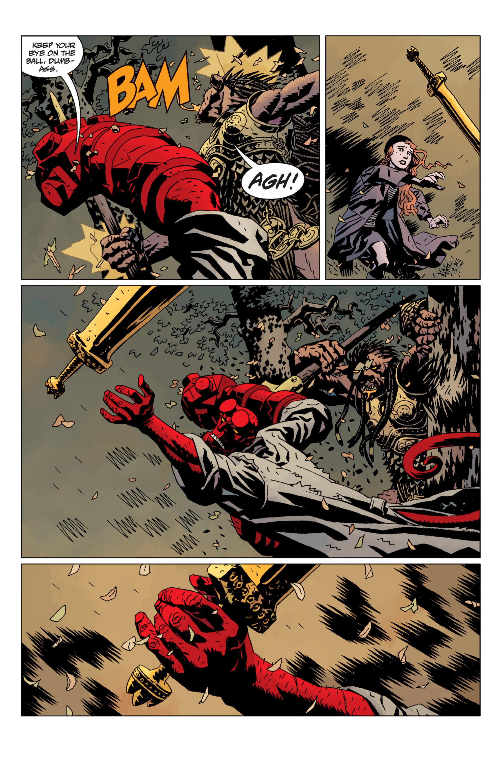 Hellboy chap 12 pic 46