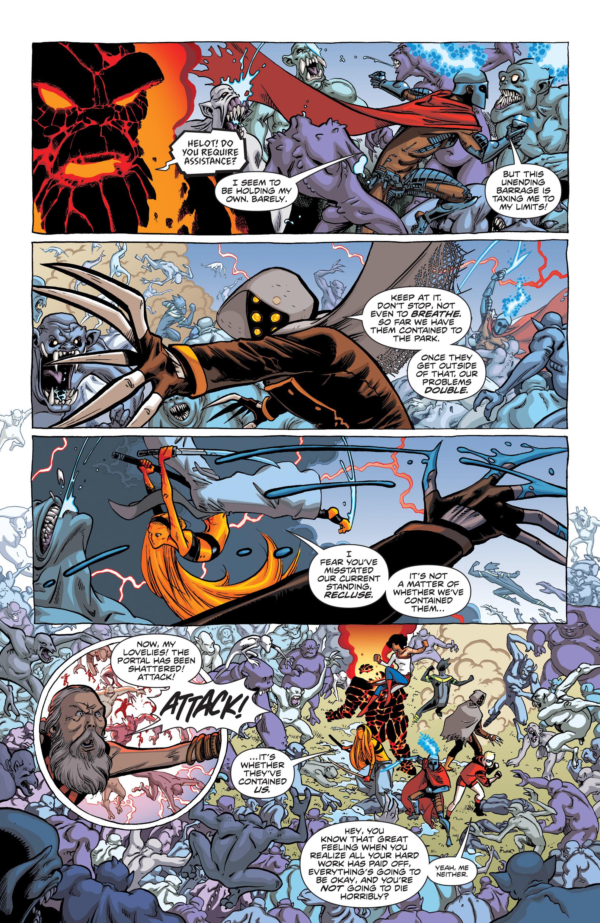 Read online Secret Identities comic -  Issue #1 - 5