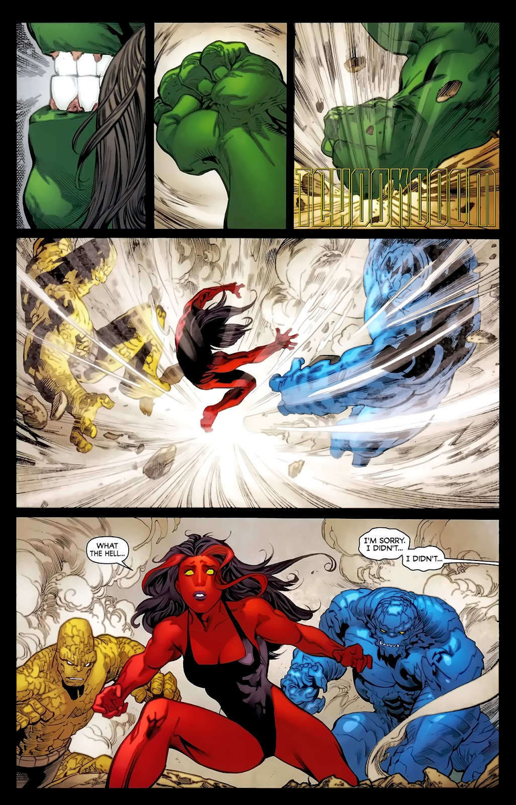 Incredible Hulks (2010) Issue #613 #3 - English 32
