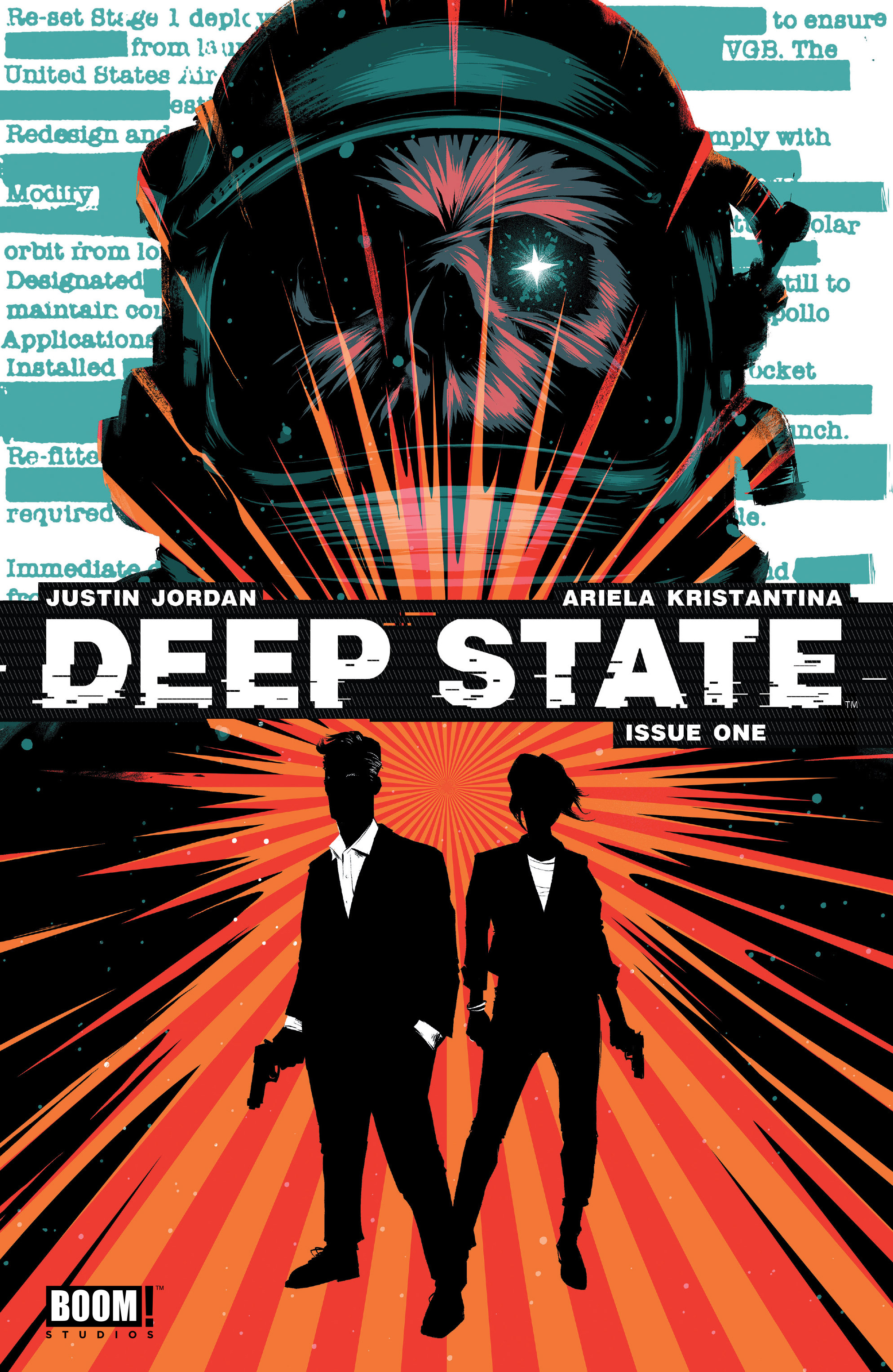 Deep State 1 Page 1
