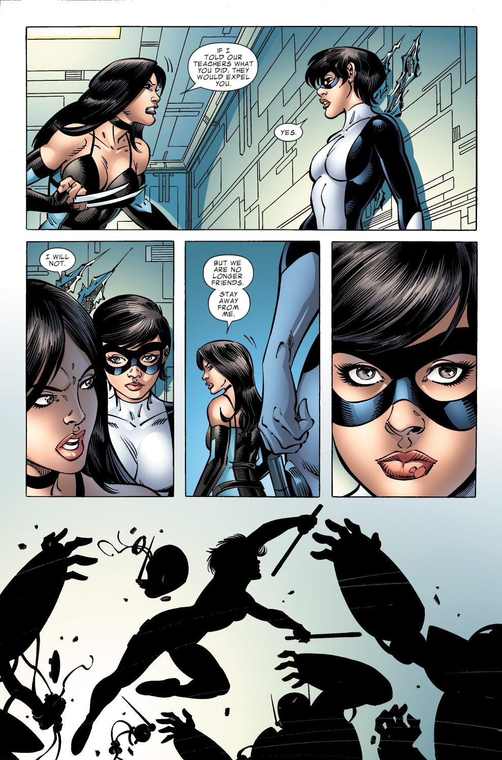 Avengers Academy Issue #39 #40 - English 7