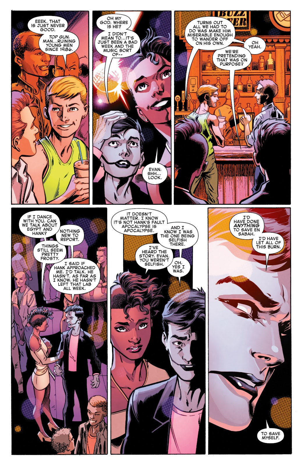 All-New X-Men (2016) Issue #13 #15 - English 9