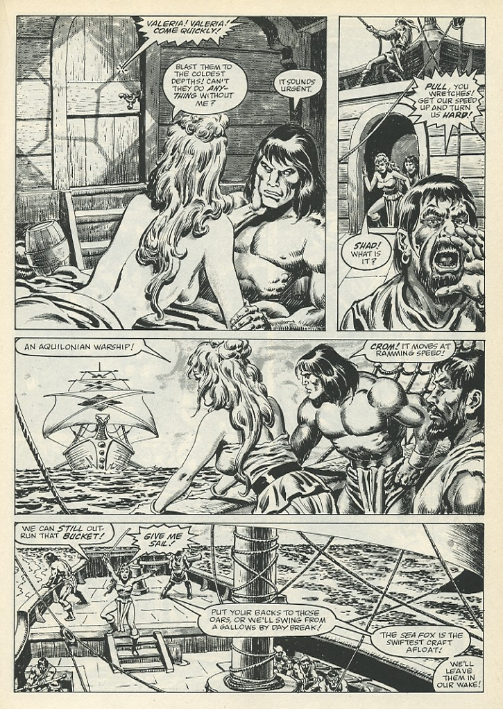The Savage Sword Of Conan Issue #139 #140 - English 17