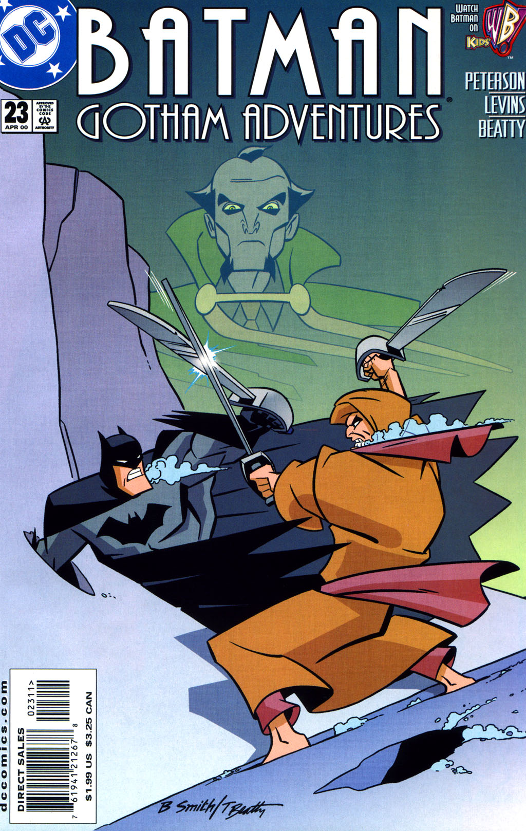 Batman: Gotham Adventures 23 Page 1