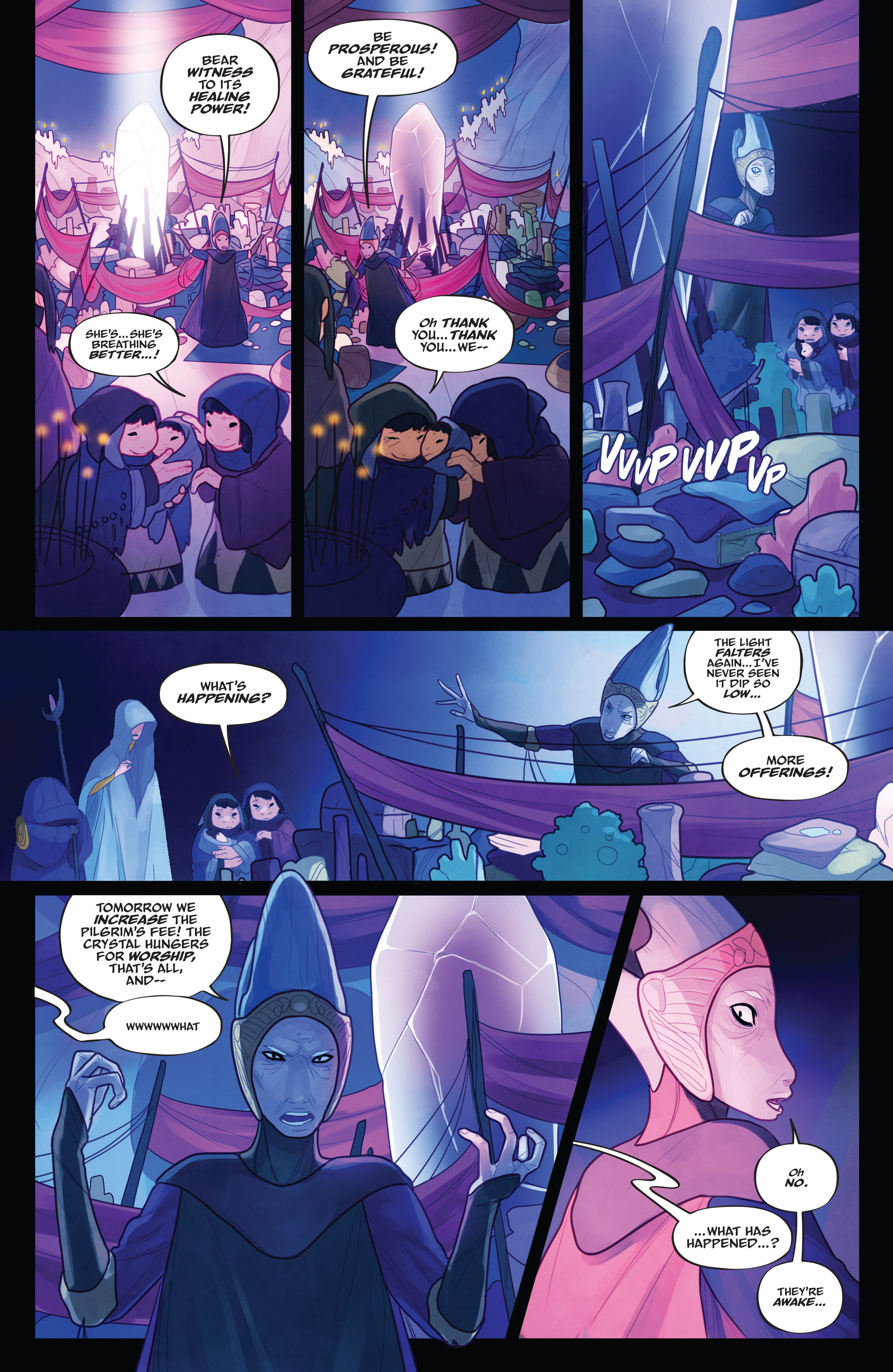 The Power of the Dark Crystal 1 Page 22