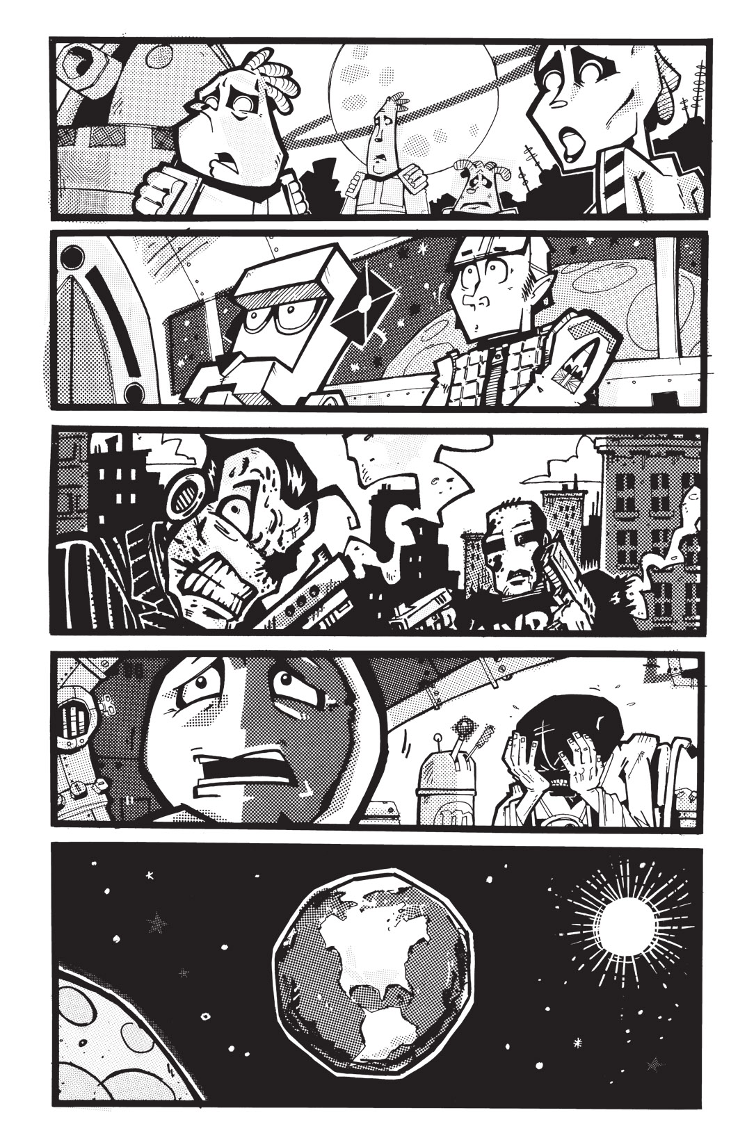 Read online Scud: The Disposable Assassin: The Whole Shebang comic -  Issue # TPB (Part 4) - 94