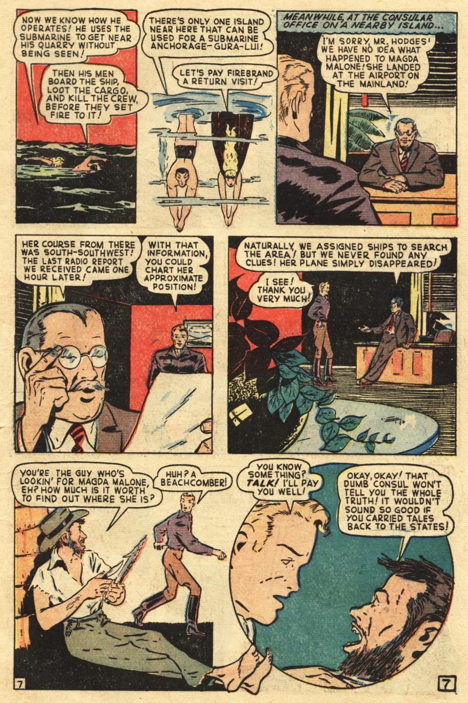 Sub-Mariner Comics #25 #25 - English 9