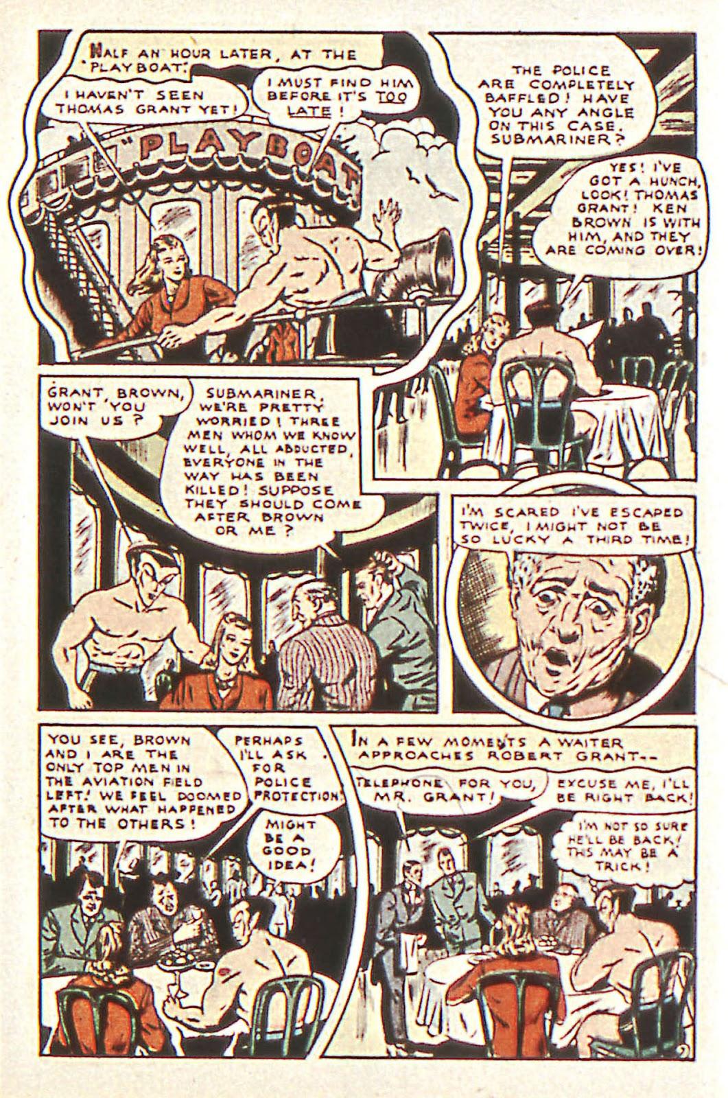 Sub-Mariner Comics Issue #16 #16 - English 9