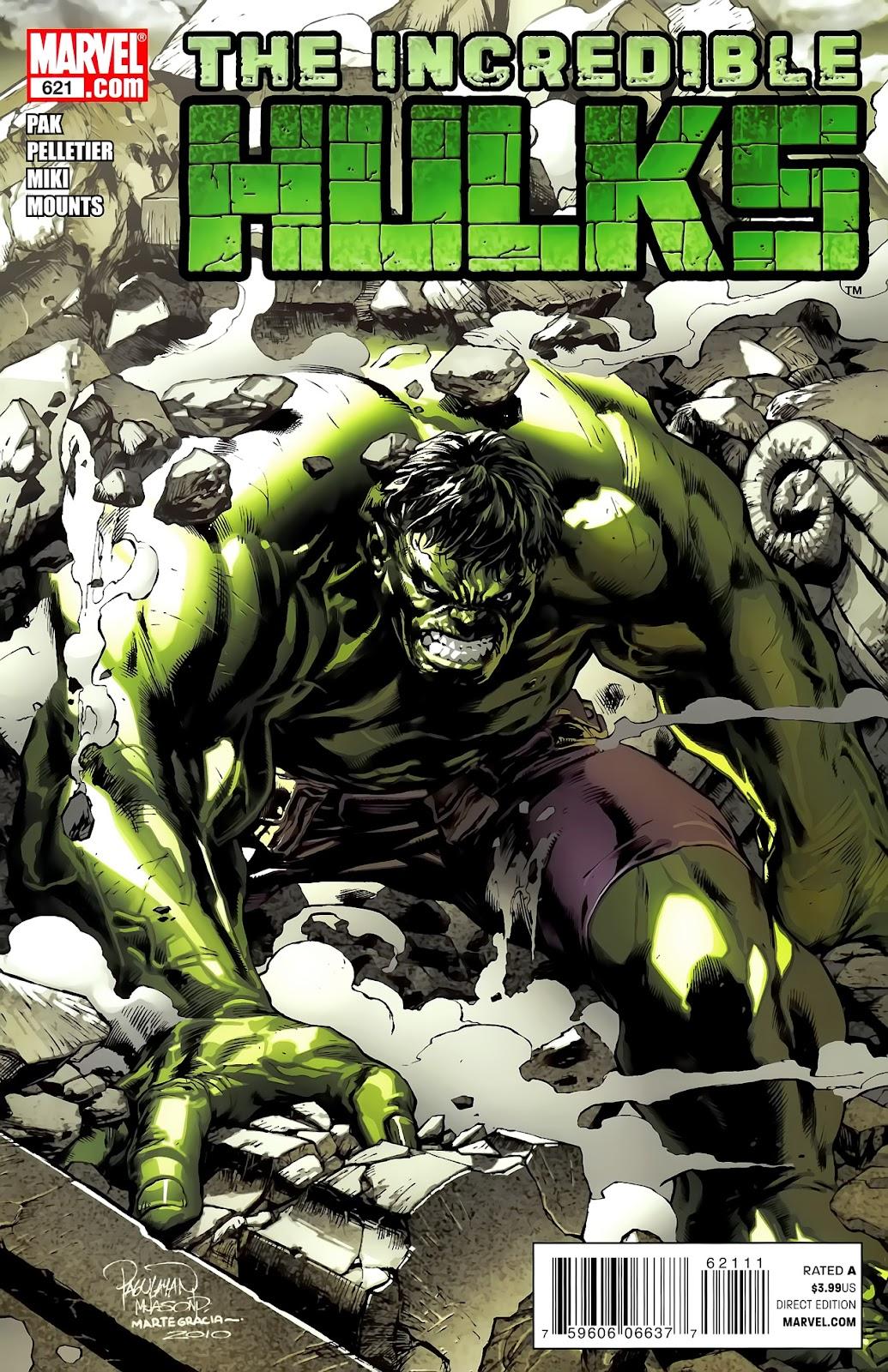 Incredible Hulks (2010) Issue #621 #11 - English 1