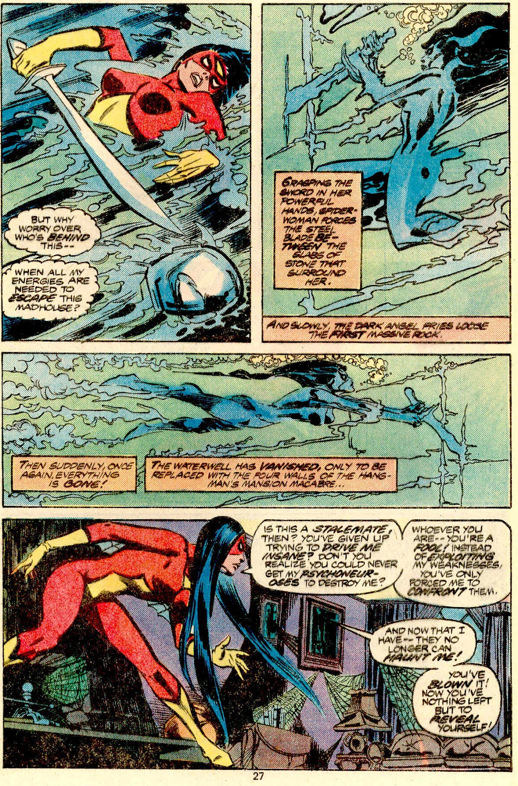 Spider-Woman (1978) Issue #5 #5 - English 16