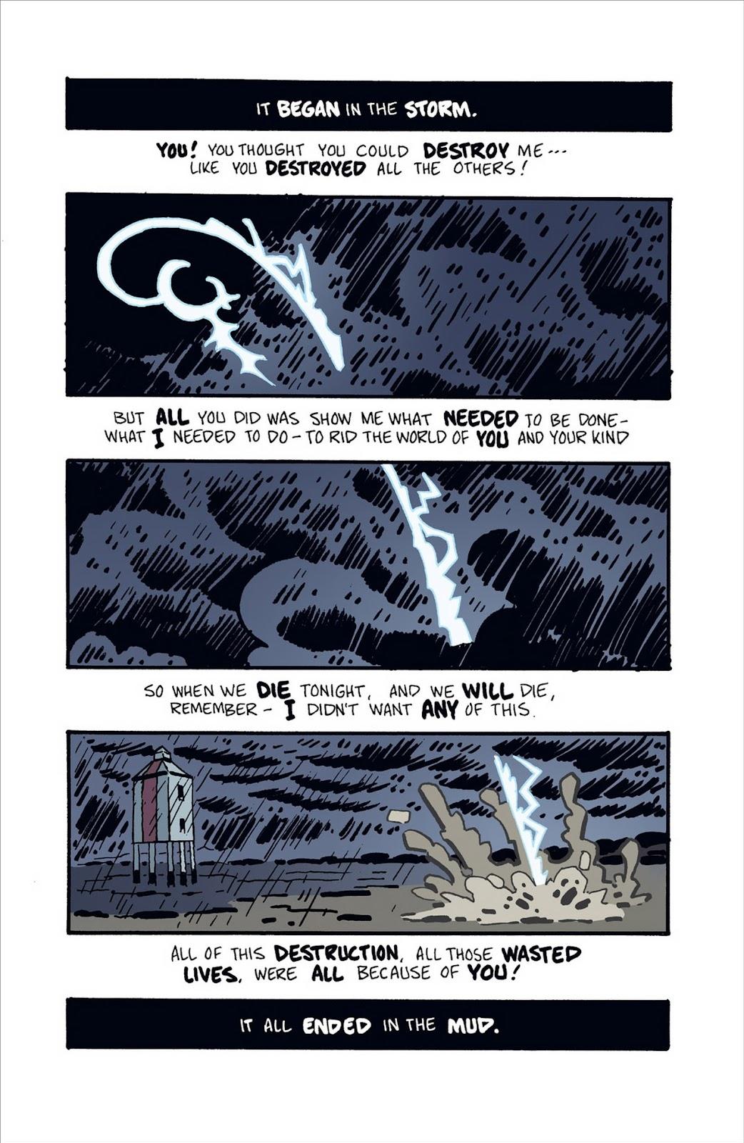 Mudman Issue #1 #1 - English 3
