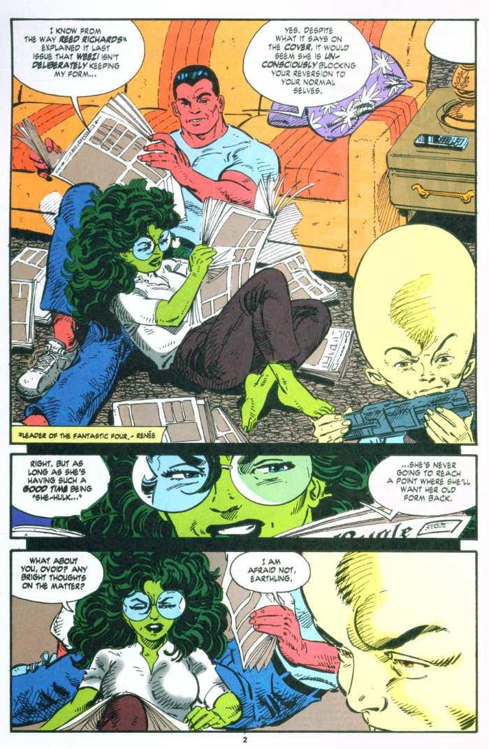 The Sensational She-Hulk Issue #49 #49 - English 4