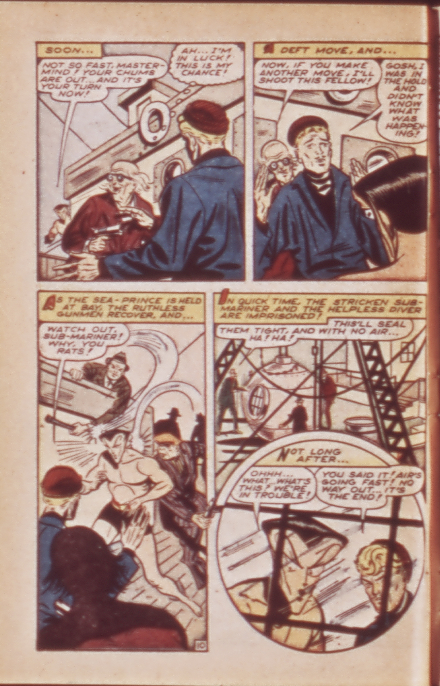 Sub-Mariner Comics Issue #19 #19 - English 12