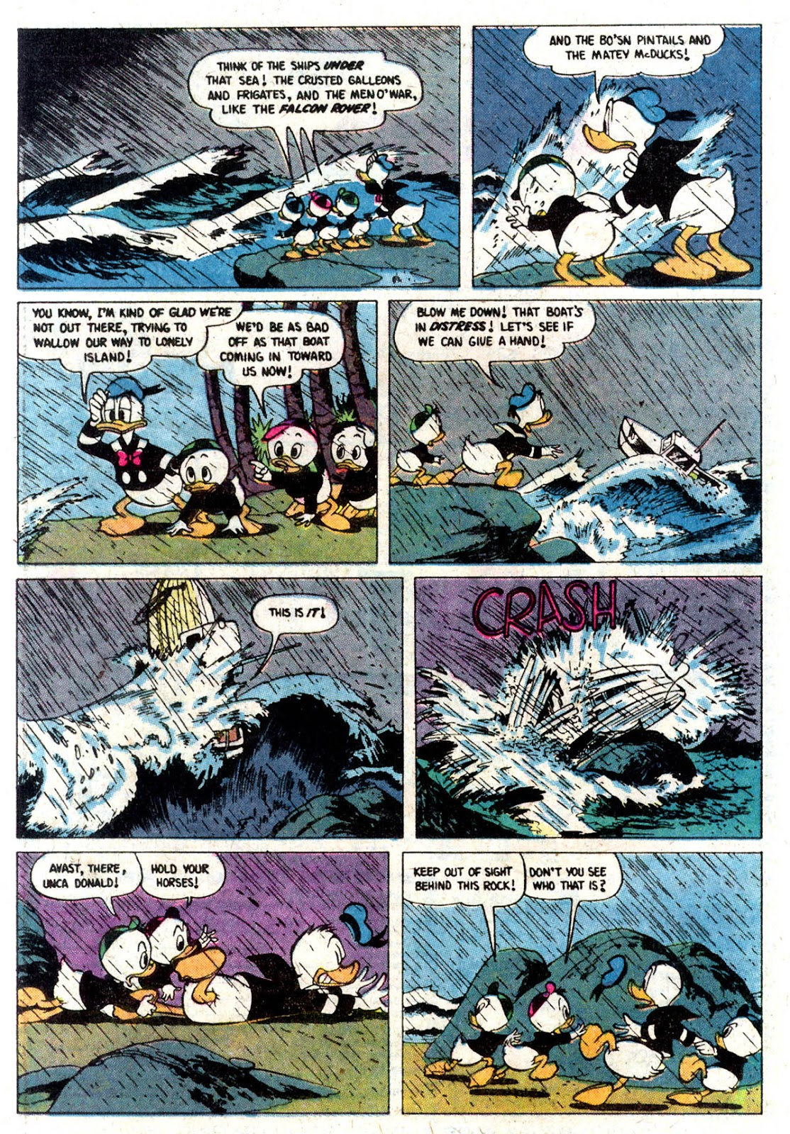 Uncle Scrooge (1953) Issue #177 #177 - English 15
