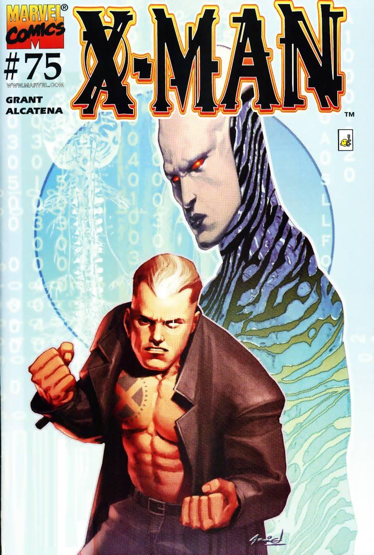 X-Man Issue #75 #79 - English 1