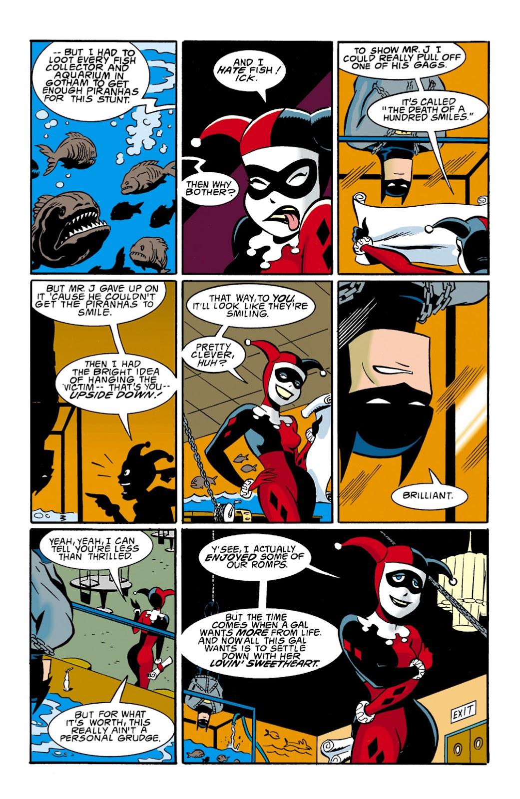 The Batman Adventures: Mad Love Full #1 - English 45