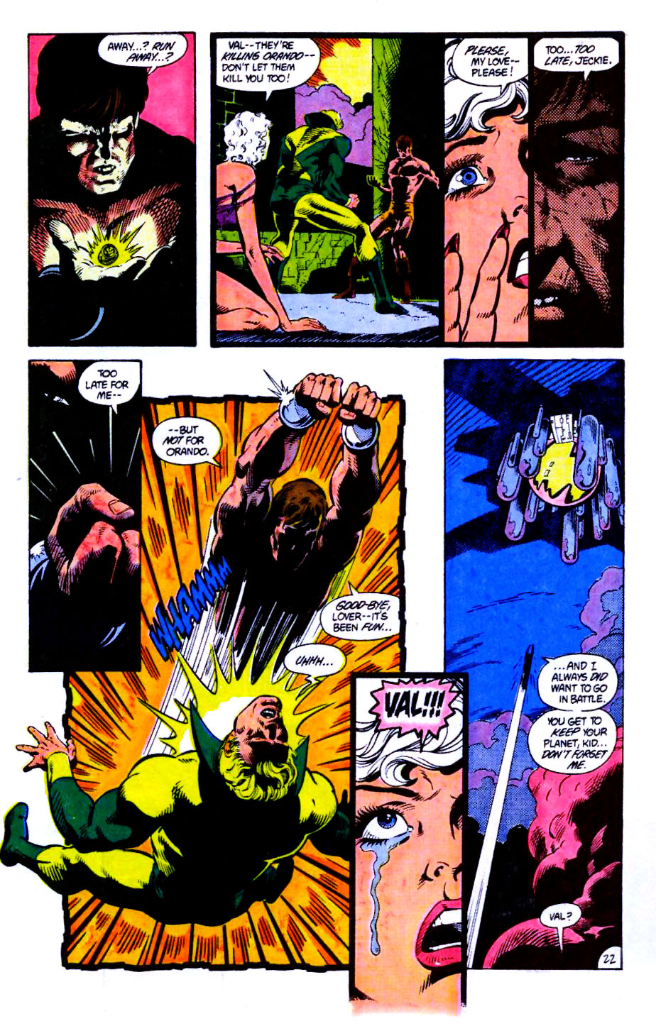 Tales of the Legion Issue #329 #16 - English 23