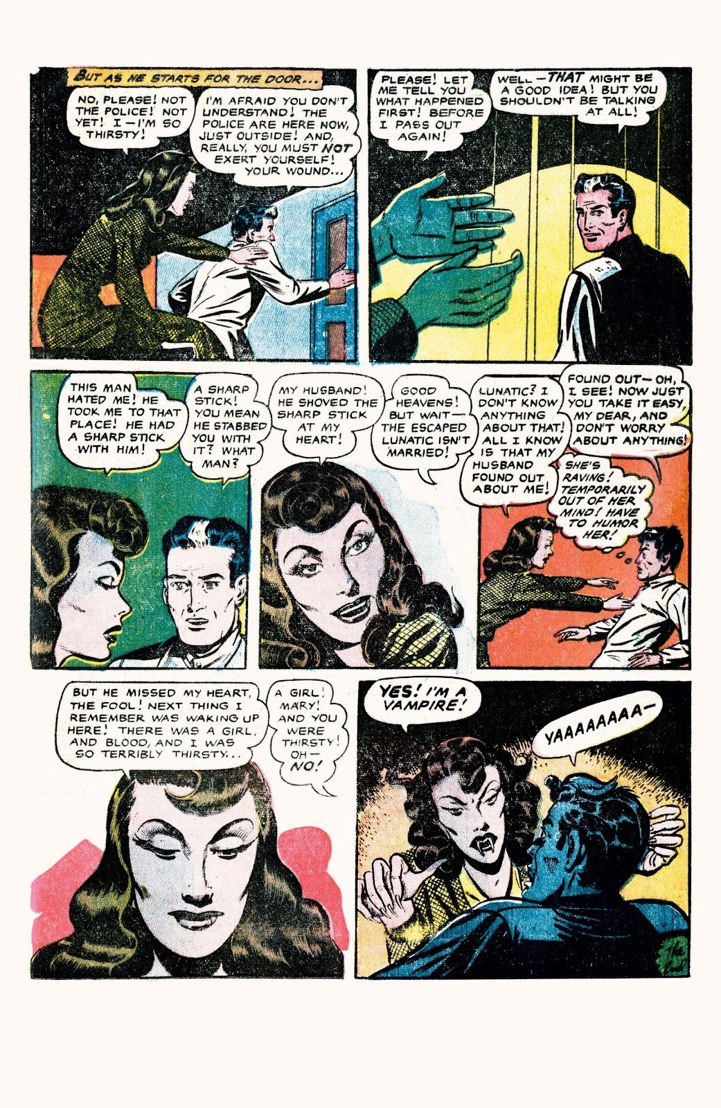 Haunted Horror Issue #6 #6 - English 14