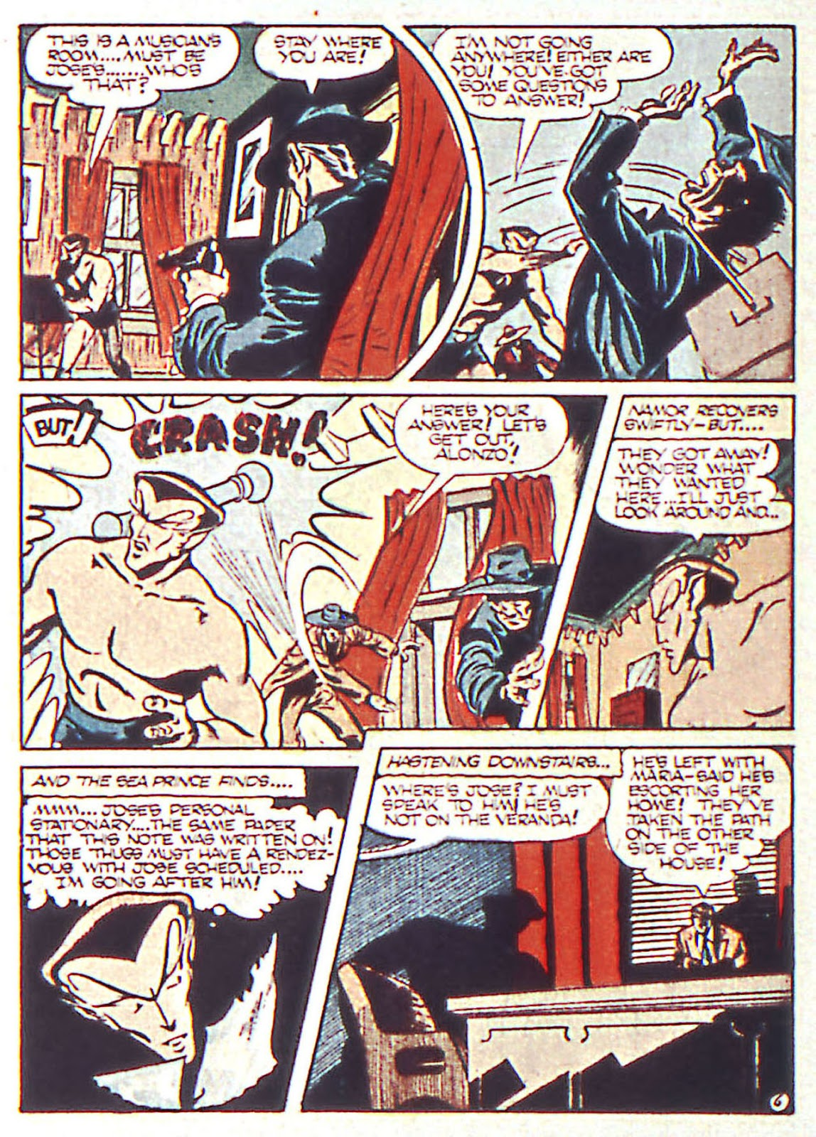 Sub-Mariner Comics Issue #16 #16 - English 20