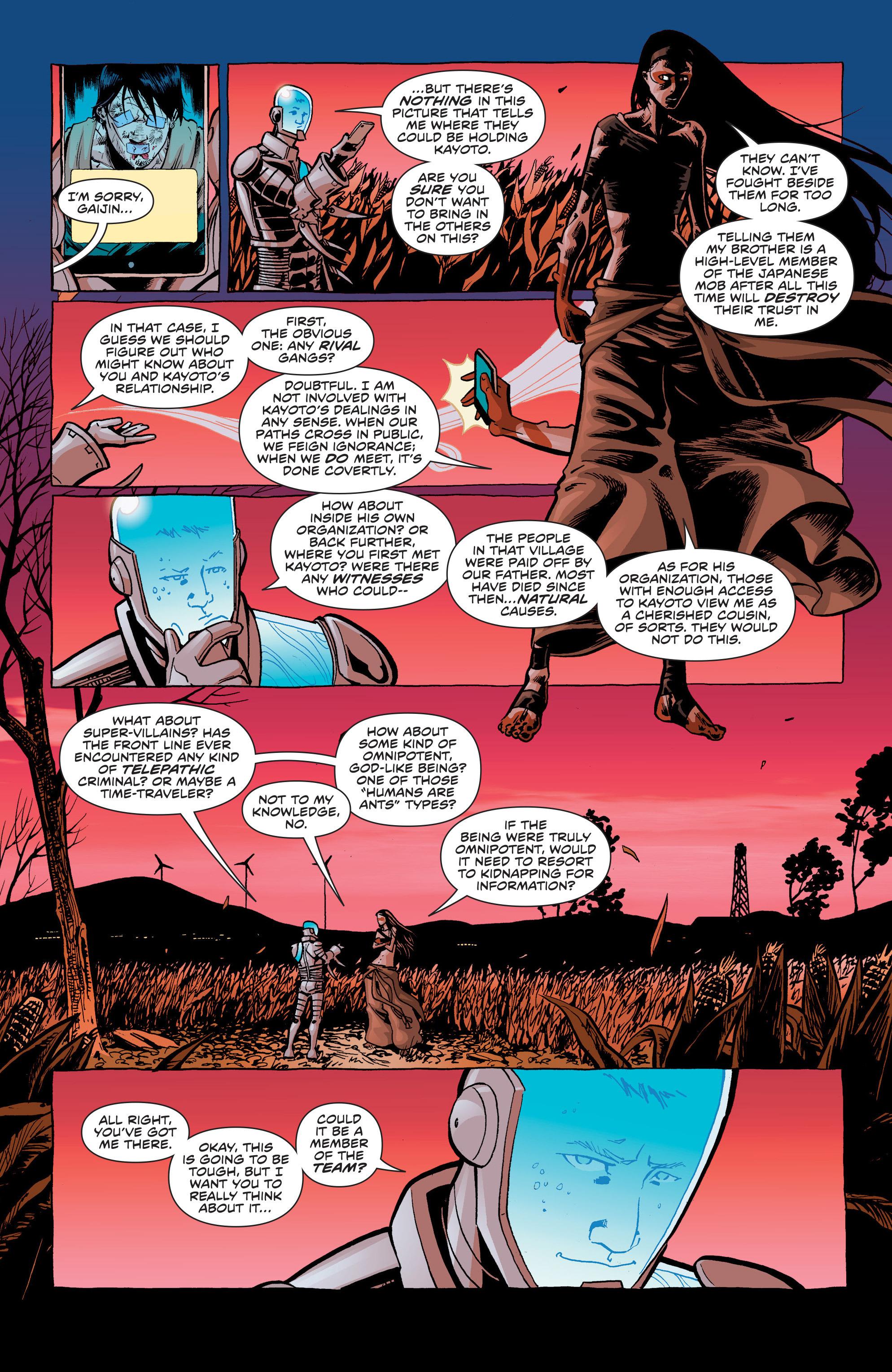 Read online Secret Identities comic -  Issue #5 - 14