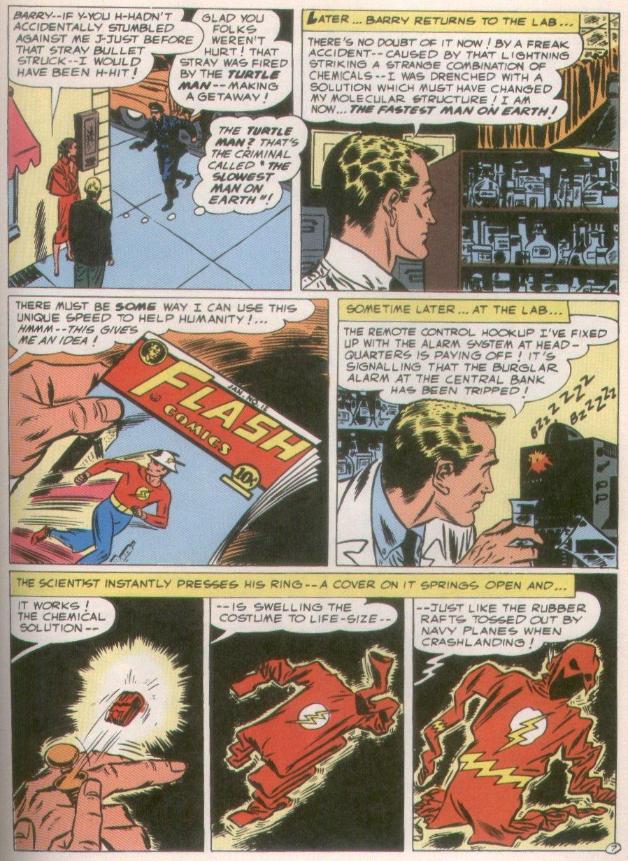 Read online Secret Origins (1961) comic -  Issue # Full - 67