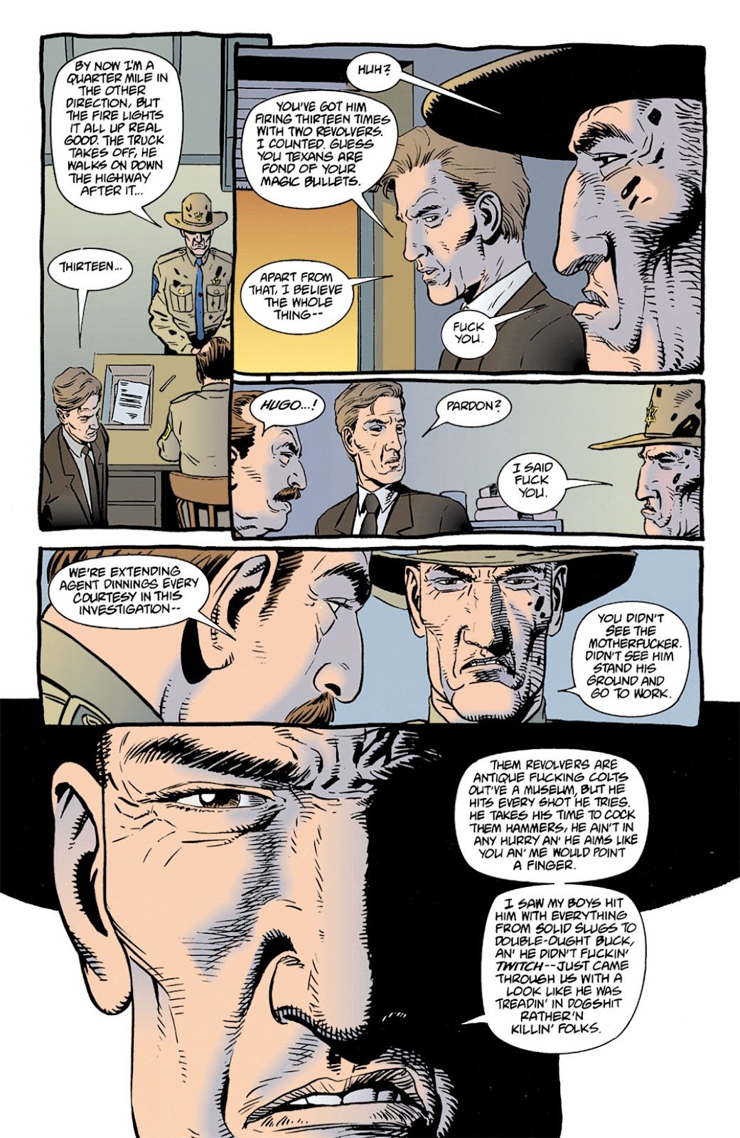 Preacher Issue #2 #11 - English 9