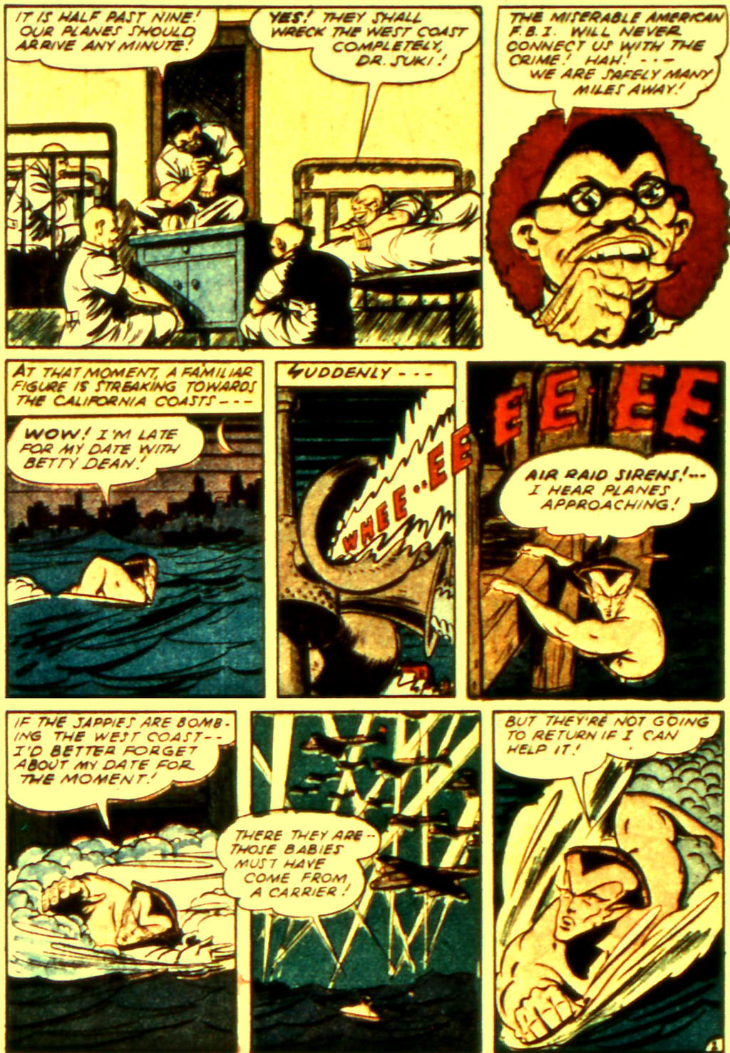 Sub-Mariner Comics Issue #11 #11 - English 22