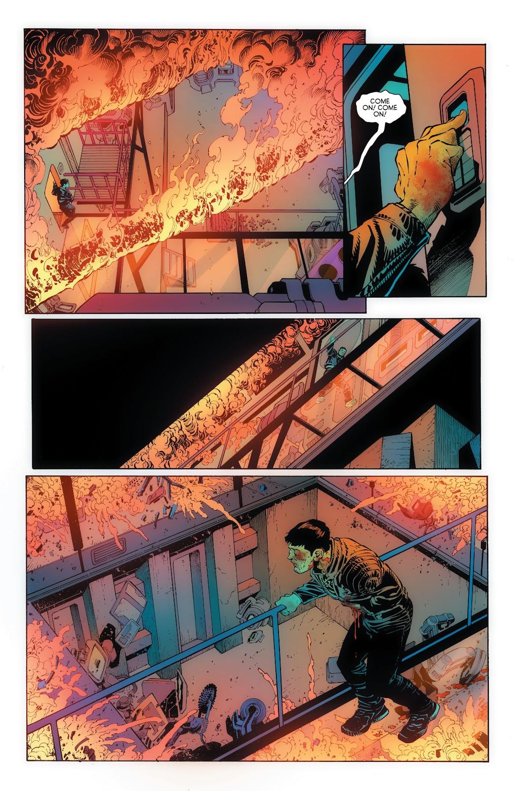 Batman (2011) Issue #23 #38 - English 9