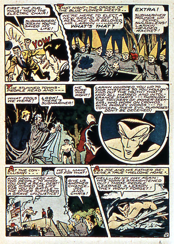 Sub-Mariner Comics Issue #17 #17 - English 14