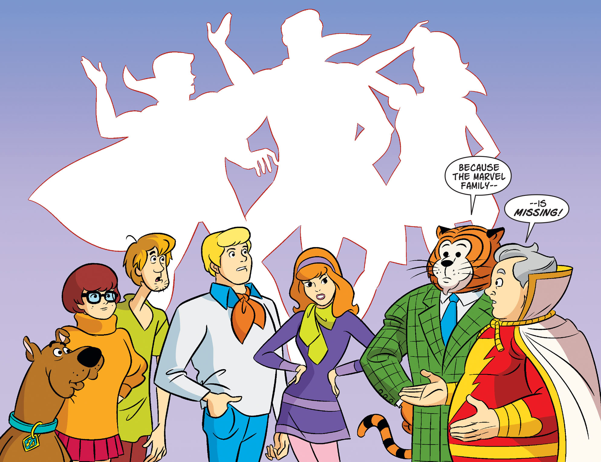 Read online Scooby-Doo! Team-Up comic -  Issue #31 - 6