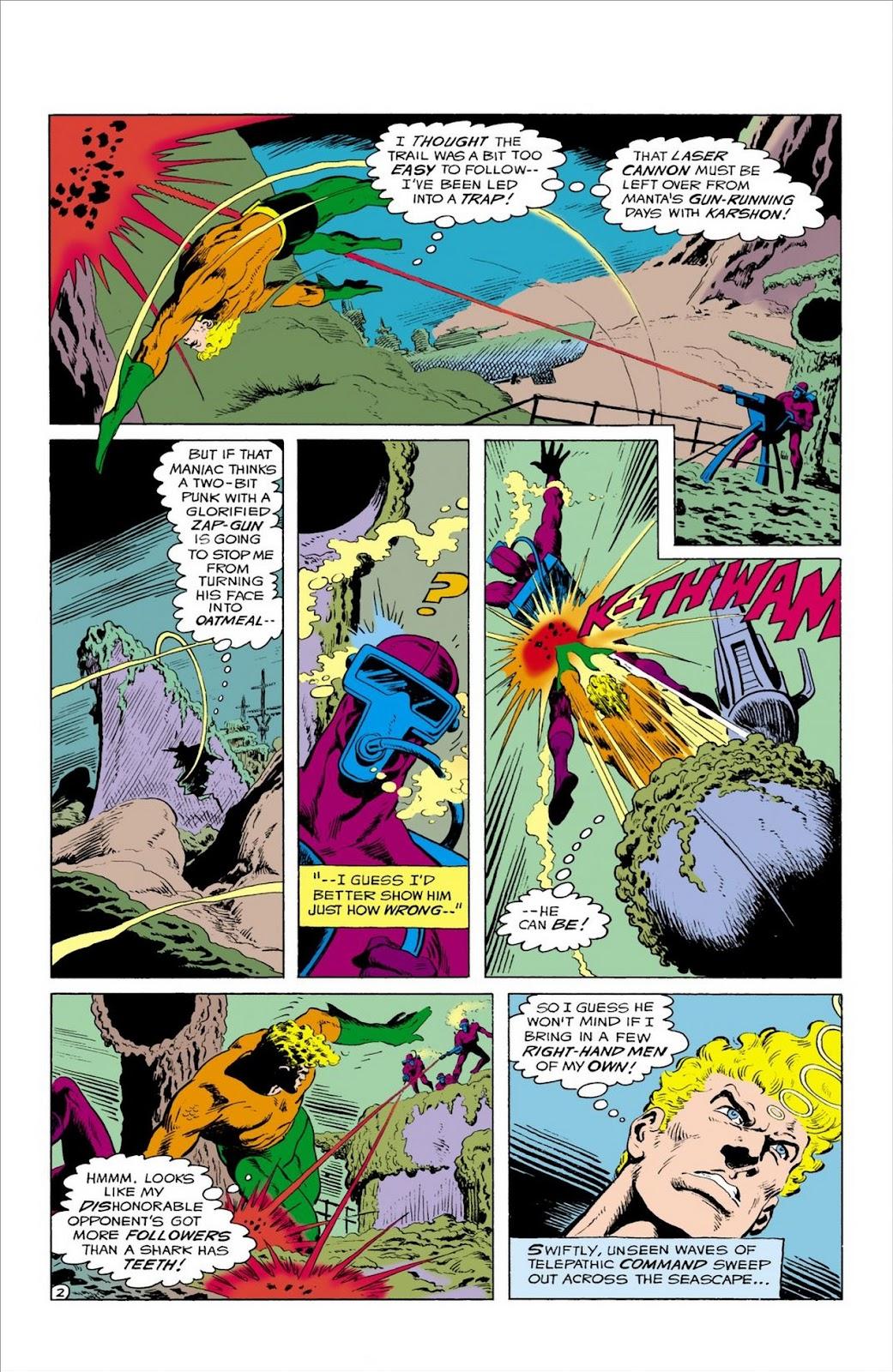 Aquaman (1962) Issue #57 #57 - English 3
