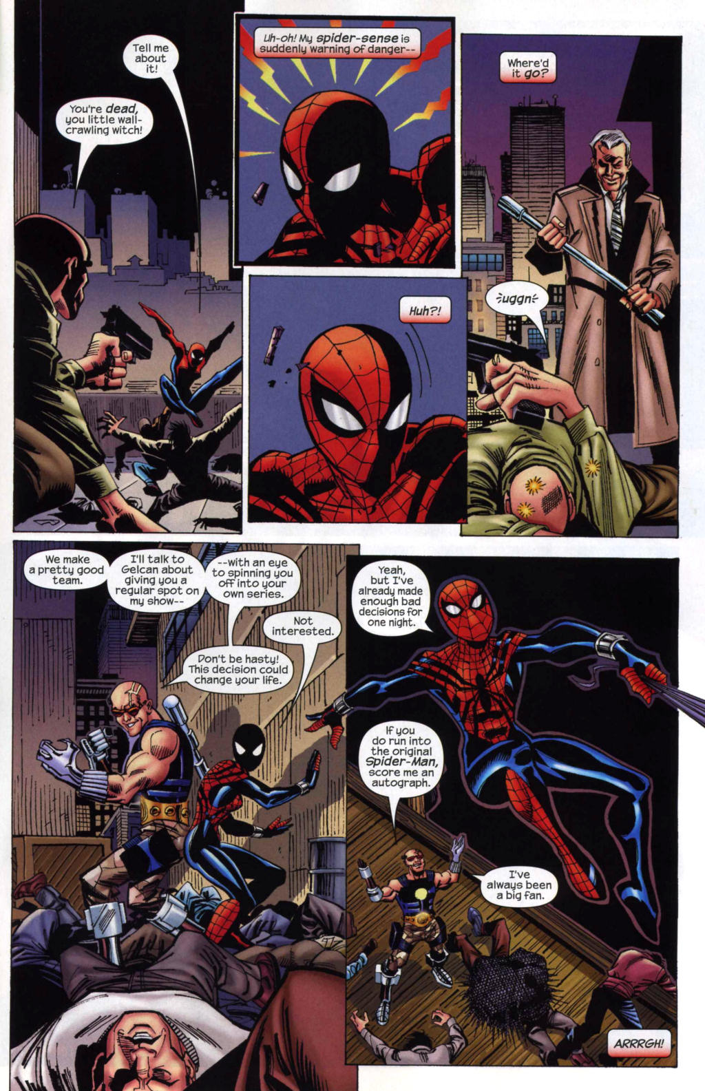 Amazing Spider-Girl #4 #27 - English 23
