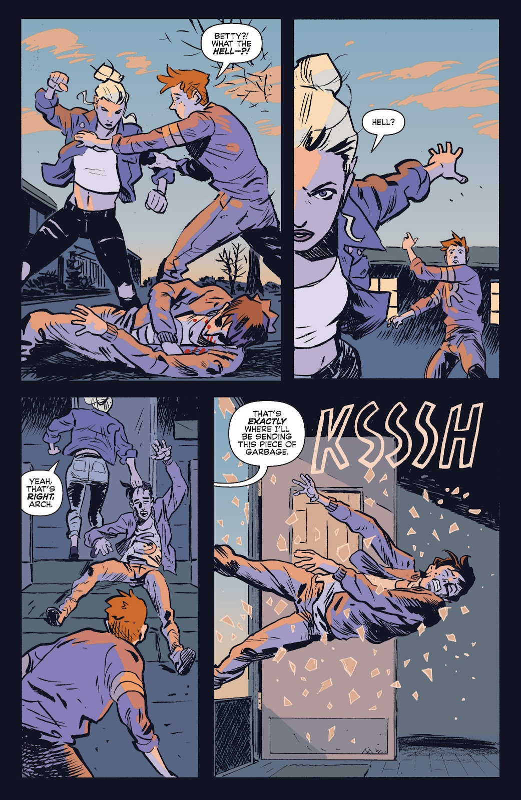 Jughead The Hunger Issue #0 #1 - English 26