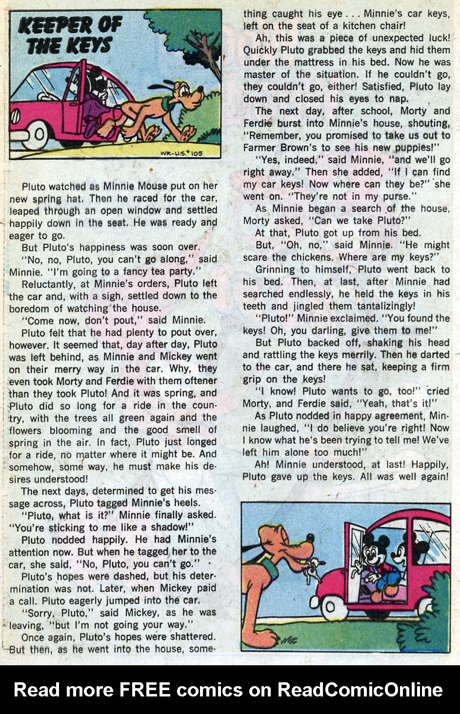 Uncle Scrooge (1953) Issue #181 #181 - English 32