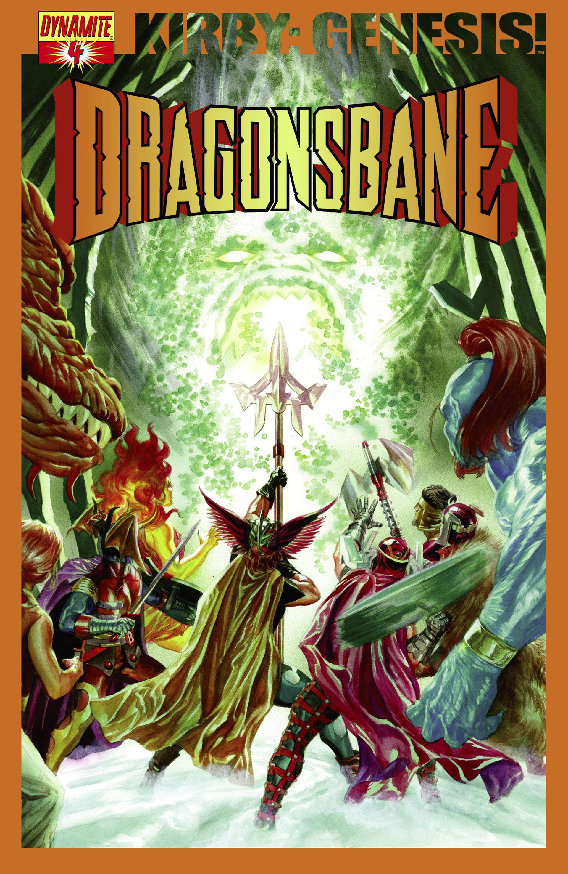 Kirby: Genesis - Dragonsbane issue 4 - Page 1