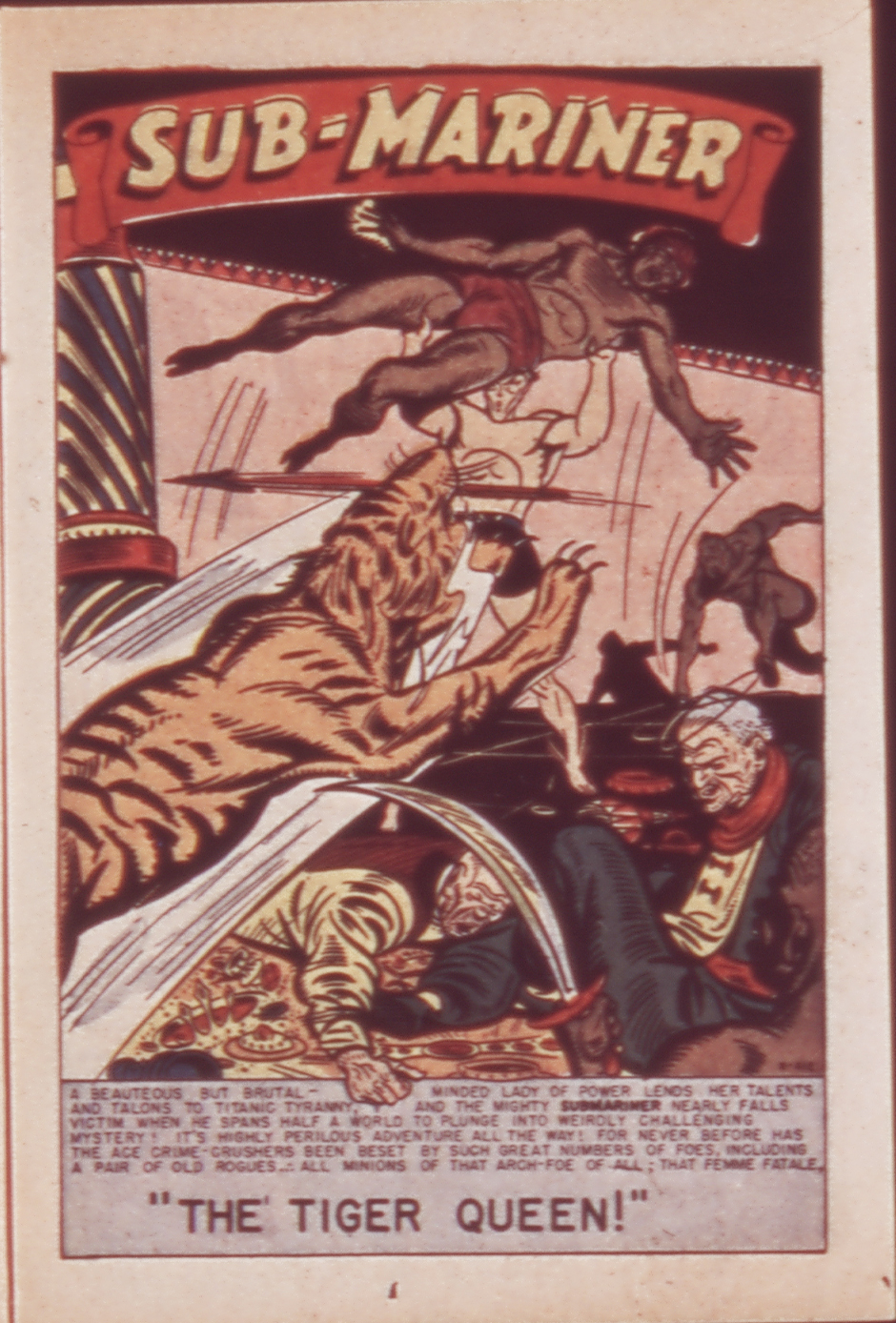 Sub-Mariner Comics Issue #21 #21 - English 15
