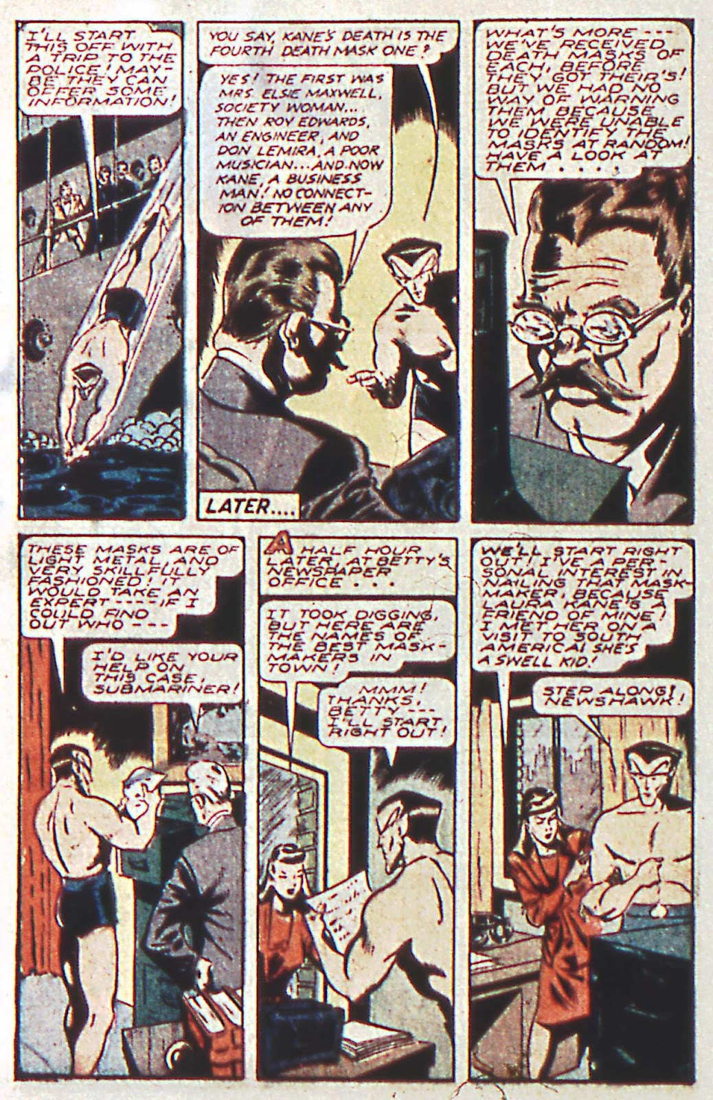 Sub-Mariner Comics Issue #18 #18 - English 6