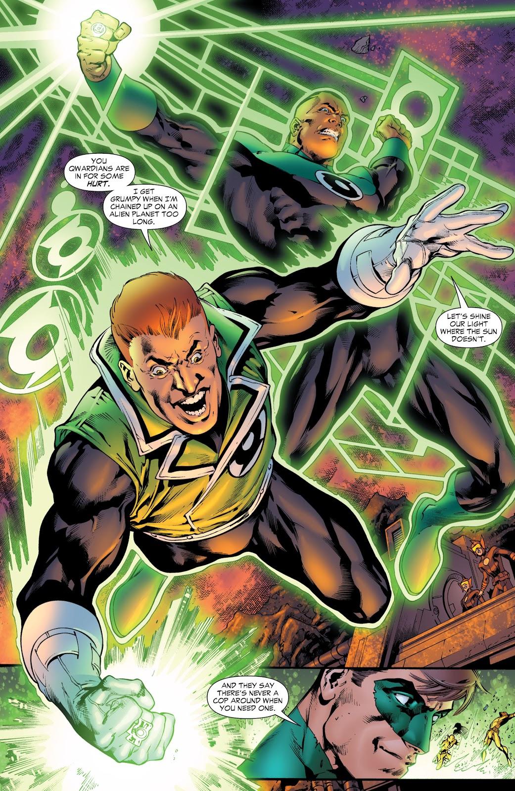 Green Lantern: The Sinestro Corps War Full #1 - English 141
