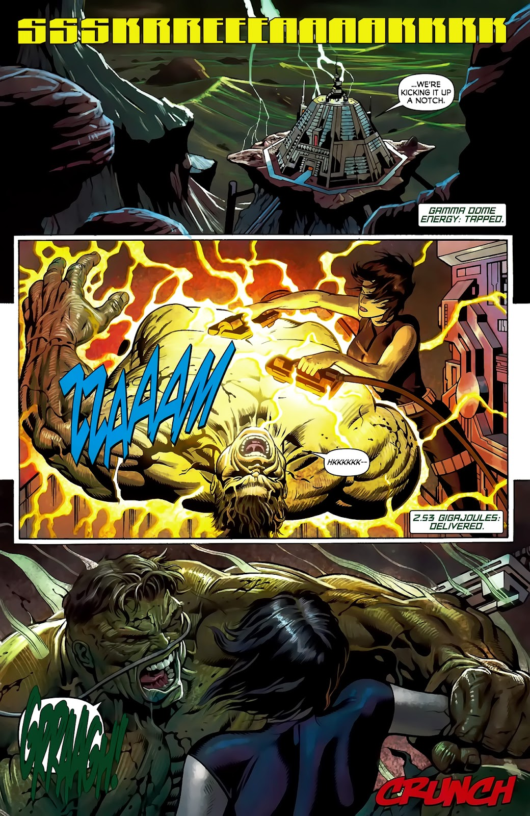 Incredible Hulks (2010) Issue #623 #13 - English 4