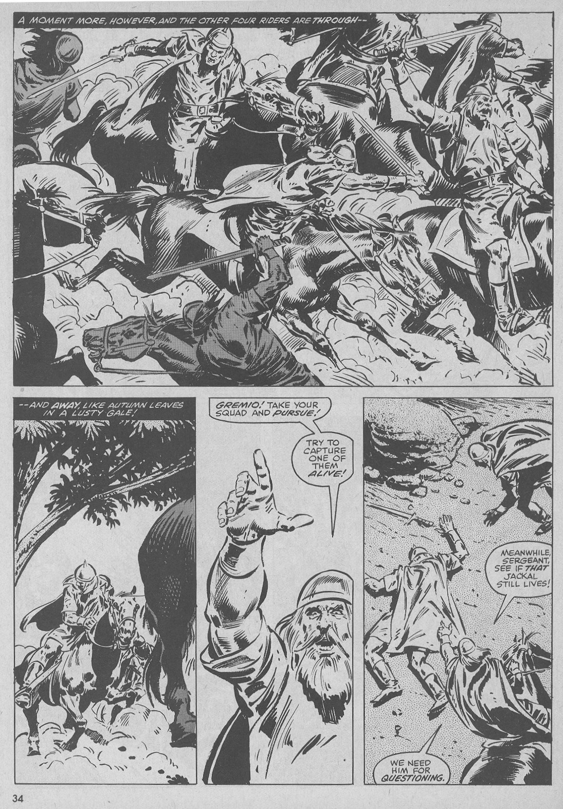 The Savage Sword Of Conan Issue #51 #52 - English 34