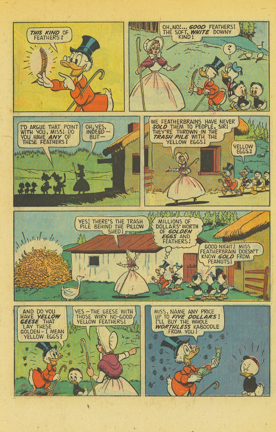 Uncle Scrooge (1953) Issue #139 #139 - English 19