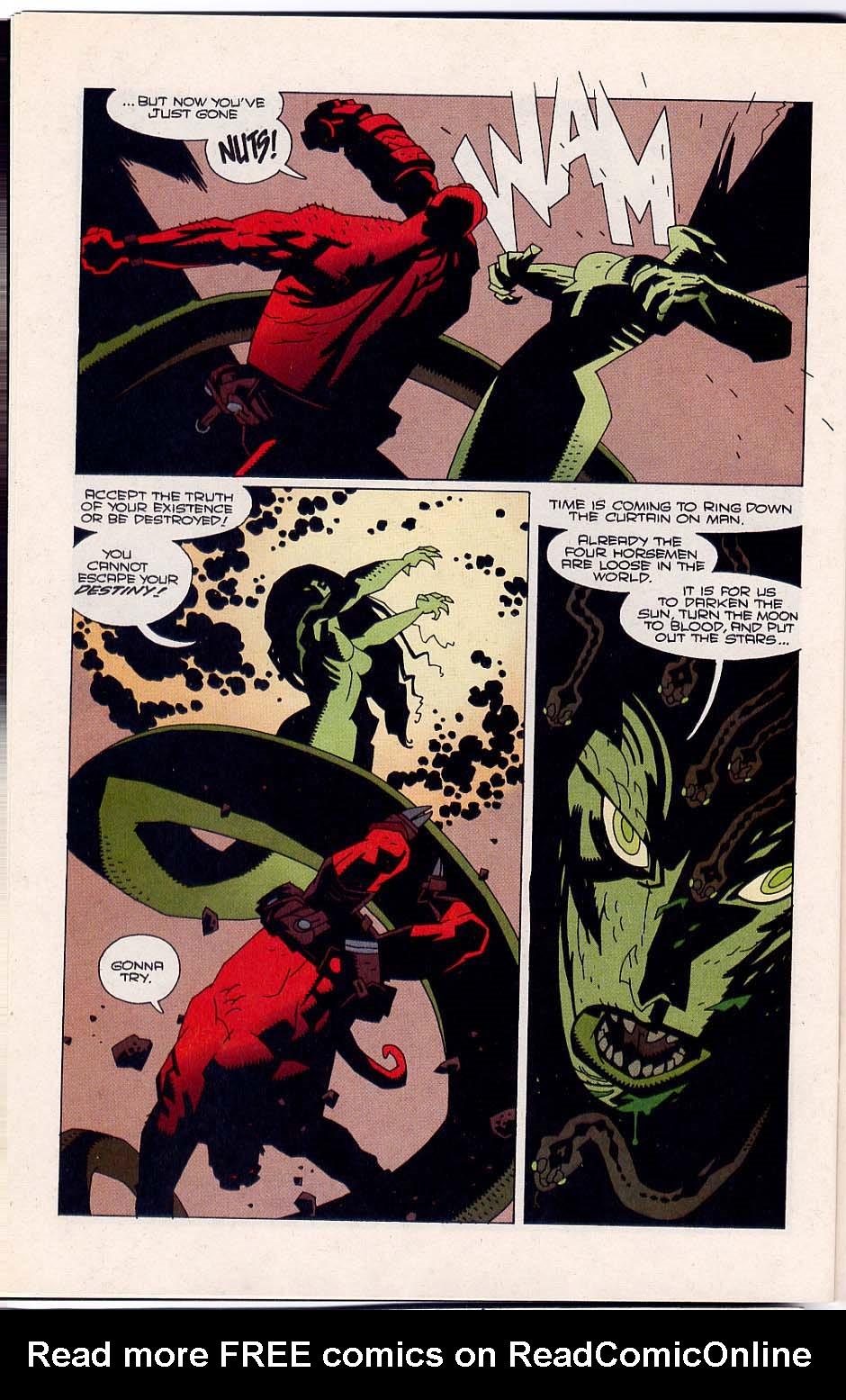 Hellboy: Wake the Devil Issue #4 #4 - English 8