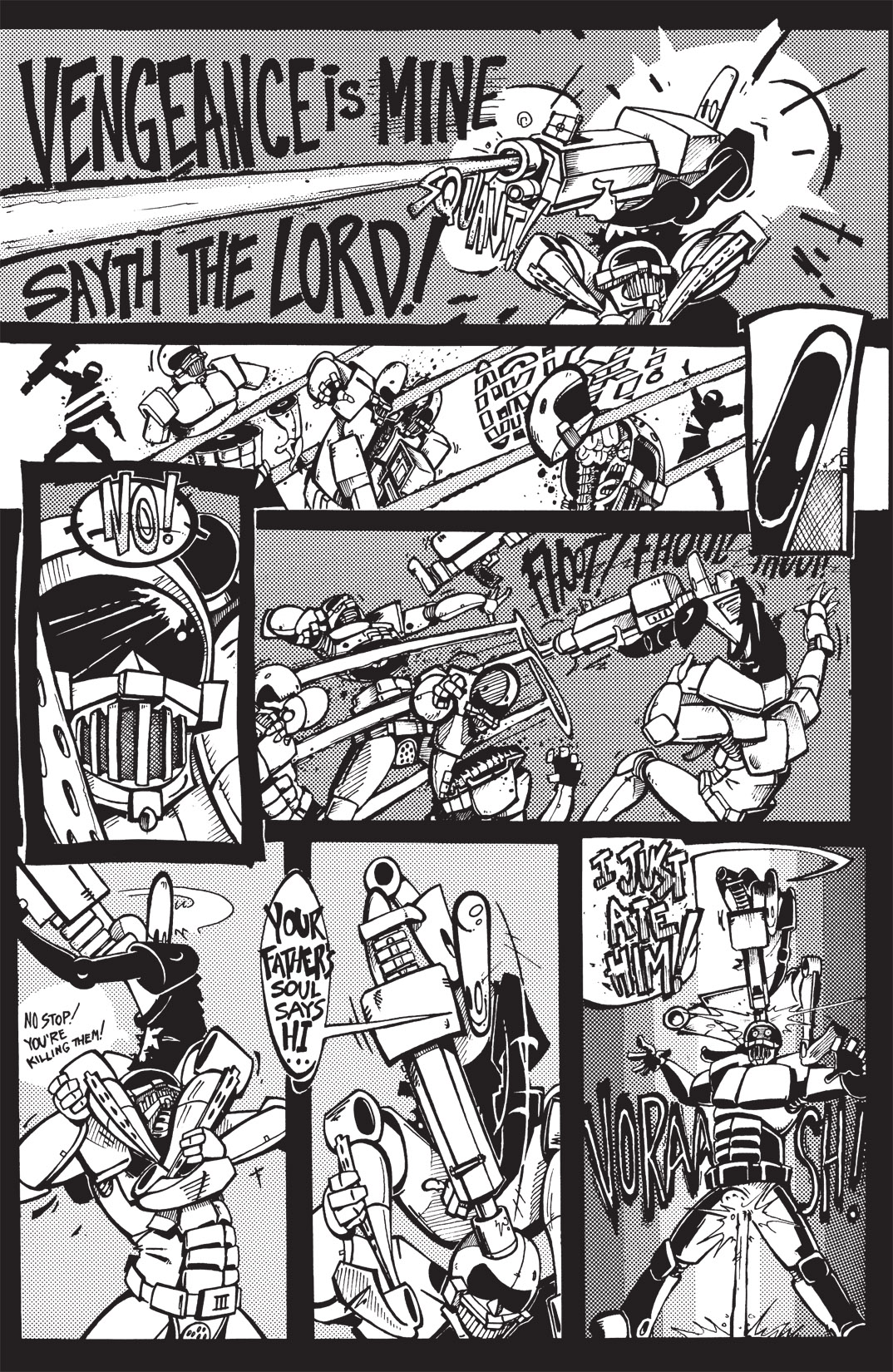 Read online Scud: The Disposable Assassin: The Whole Shebang comic -  Issue # TPB (Part 1) - 72
