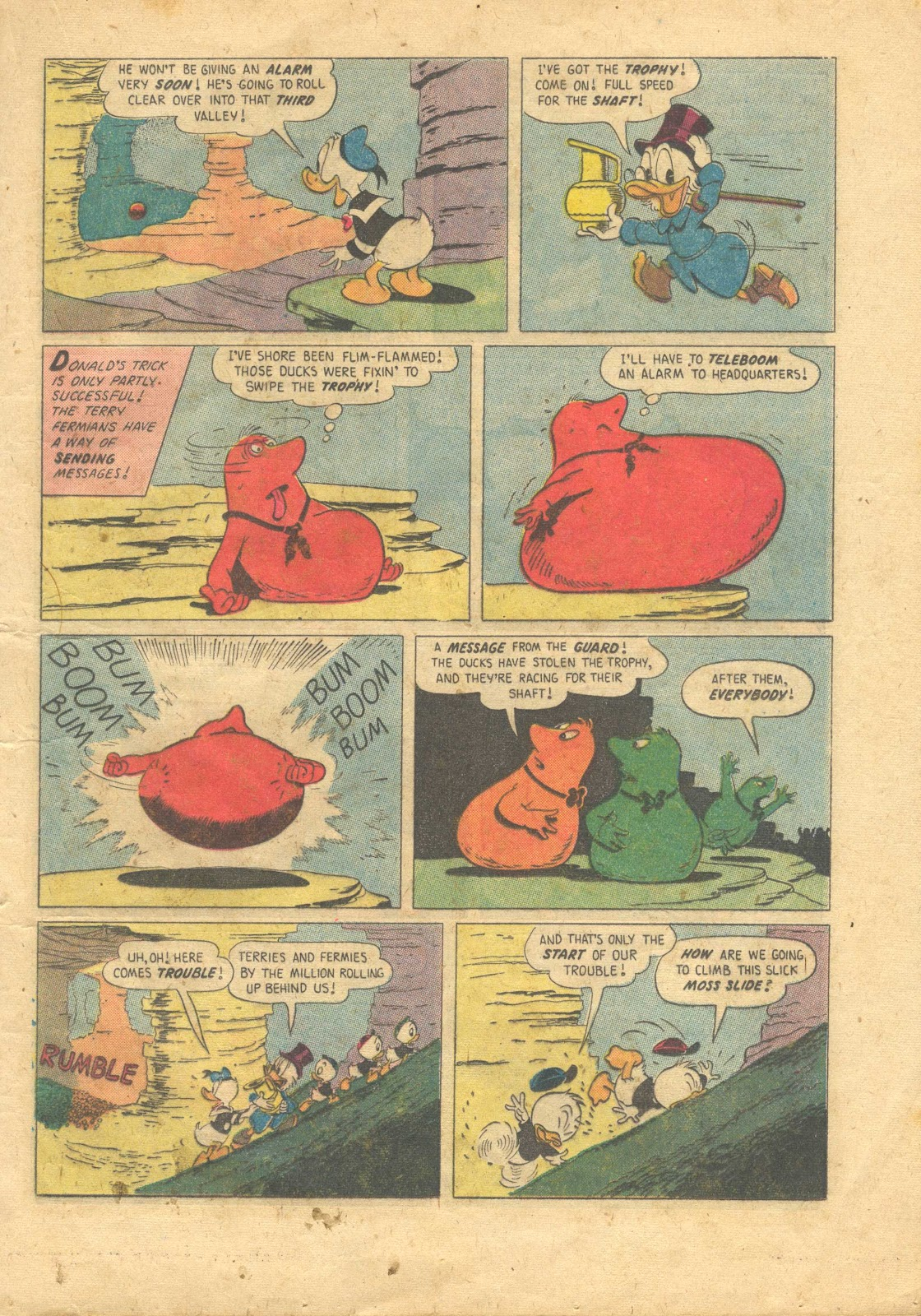 Uncle Scrooge (1953) Issue #13 #13 - English 21