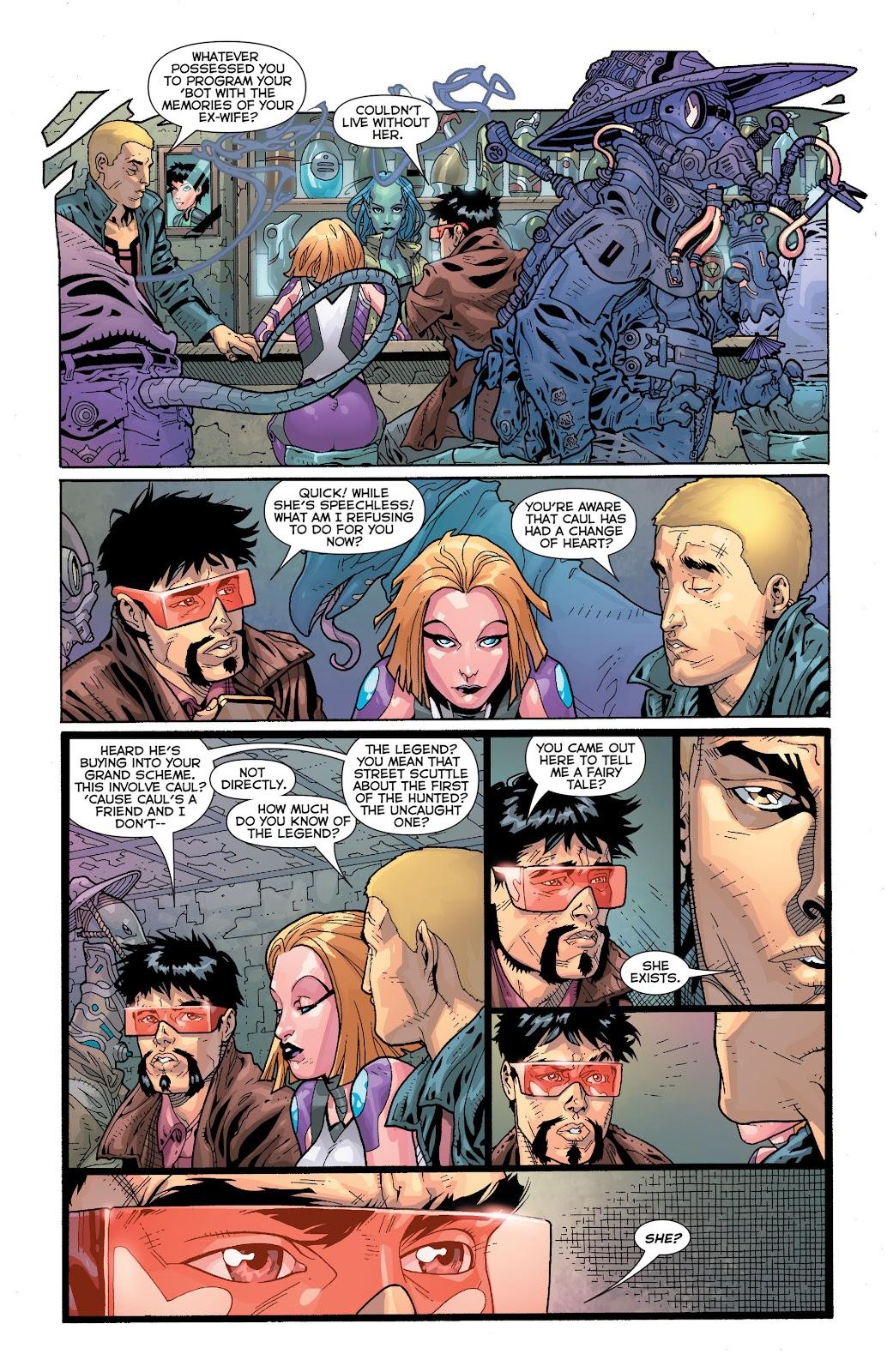 Threshold (2013) Issue #6 #6 - English 27