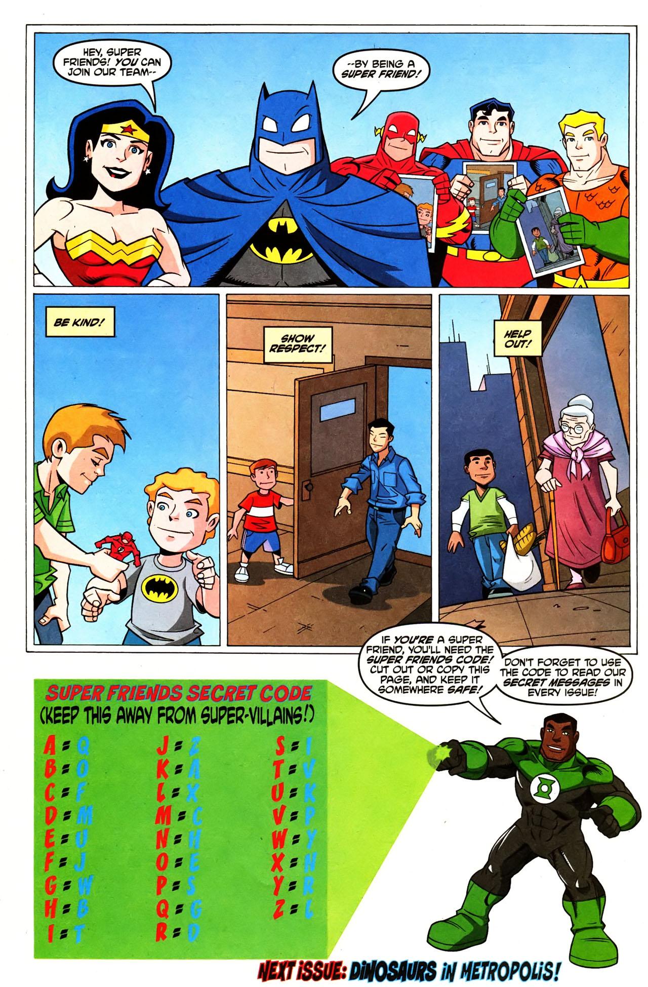 Super Friends #1 #29 - English 32
