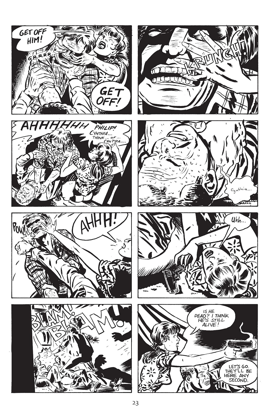Stray Bullets Issue #20 #20 - English 25