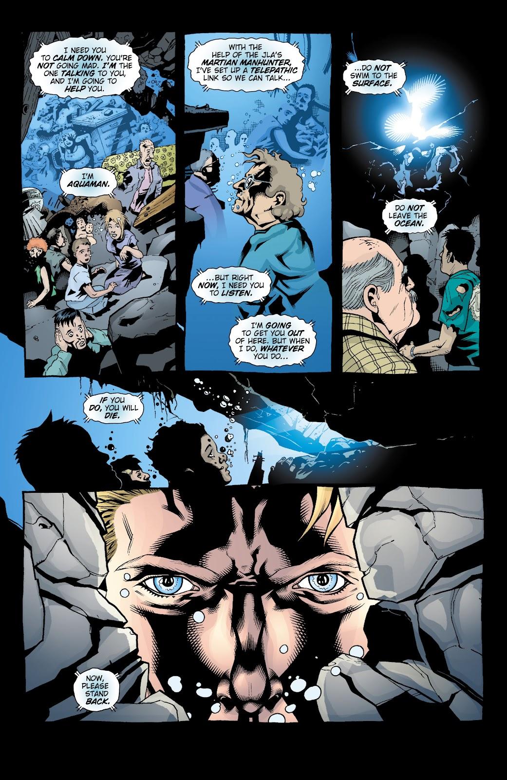 Aquaman (2003) Issue #17 #17 - English 3